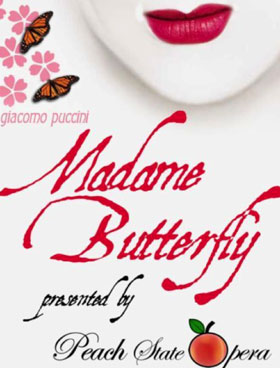 Butterfly poster without coming spring 2013