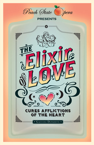 Elixir of Love Peach State Opera